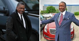Black-owned auto dealerships who hit the billion dollar mark