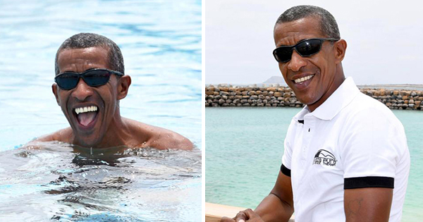 Jose Oliveira, Barack Obama Look Alike