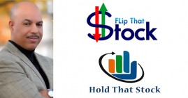J.R. Fenwick, founder and CEO of FLipThatStock.com and HoldThatStock.com