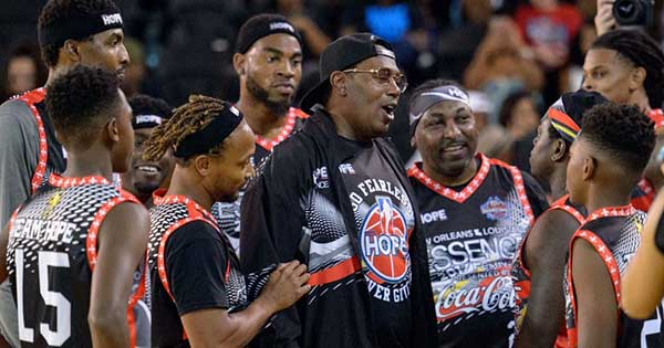 Master P's NOLA Celebrity Basketball Game