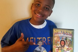 Meltrek DVD. second episode