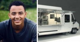 Sherron Stevens, founder of Bondfire Grill food truck