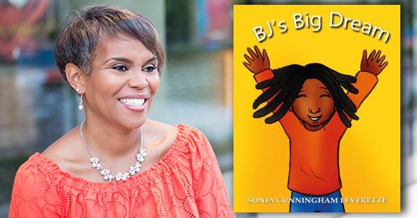 Sonia Leverette, author of BJ's Big Dream
