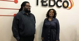TEDCO administrators of the Minority Business Seed Program