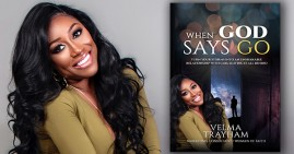 Velma Trayham, author of When God Says Go