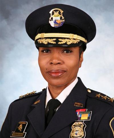 Dallas Police Chief Ulysha Renee Hall