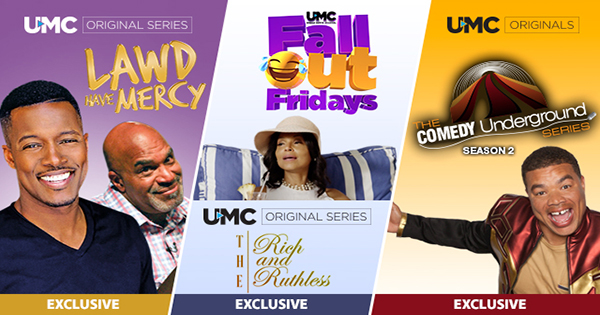 Fall Out Fridays on Urban Movie Channel