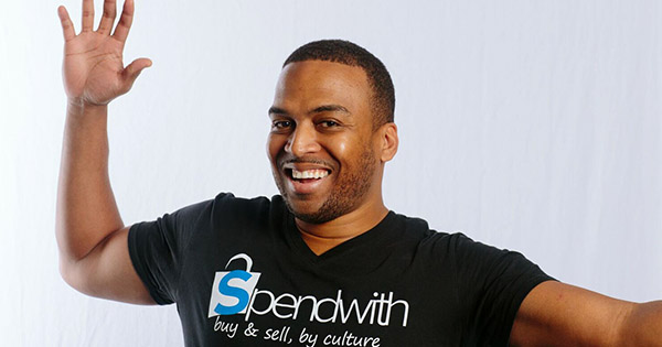 Jibril Sulaiman, founder of Spendwith