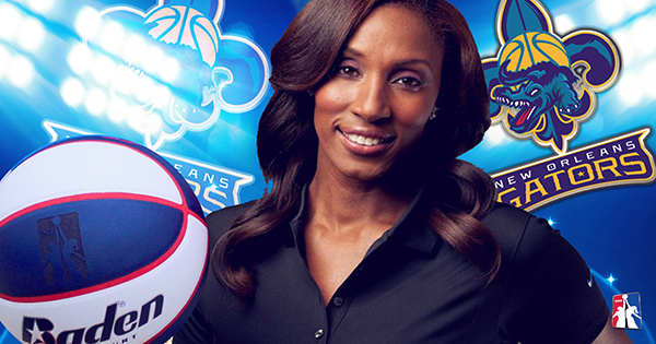 Lisa Leslie signed to GMGB Basketball League