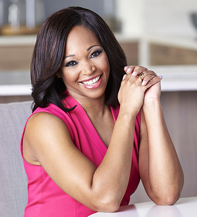 Tracy Moore, host of CityLine