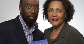 Errol A. and Marjorie G. Gibbs, authors of Discovering Your Optimum 'Happiness Index' (OHI)