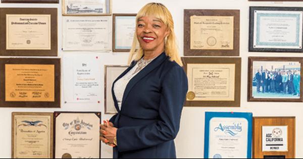 Nancy Underwood, founder of UGE-ECS