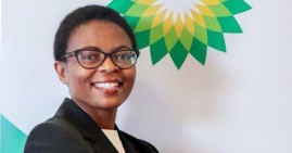 Priscillah Mabelane, BPO's first Black woman CEO