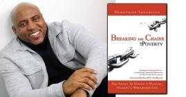 Demetrius Sandridge, author of Breaking the Chains of Poverty