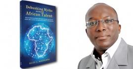 Rudy Massamba, author of Debunking Myths Around African Talent