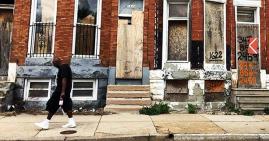 Baltimore abandoned buildings