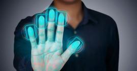 Fingerprint test that detects cocaine