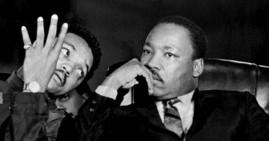 Jesse Jackson with MLK