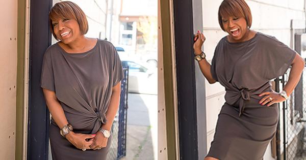 Ola Jackson, founder of Onyx Woman Magazine and YourStylishWays.com