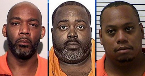 Three pastors from Ohio charged
