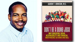 Aaron Johnson, author of Don't Be a Dumb Jock