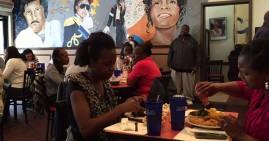 Black-owned restaurant