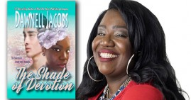 Dawnell Jacobs, founder of Heal the Heart Publishing