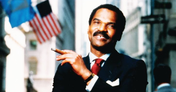 The late Reginald F. Lewis
