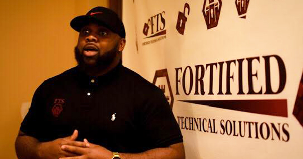 Shondre Fort, founder of Fortified Technical Solutions