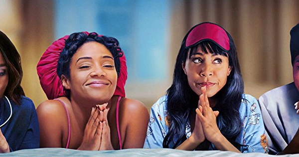 Tiffany Haddish and Jada Pinkett Smith