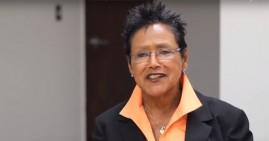 Elaine Brown, former Black Panther member