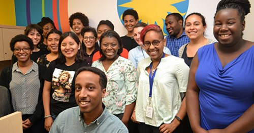 top 30 internship programs for minority and black students