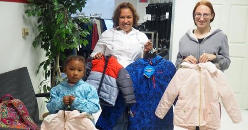 Free winter coats for Detroit children
