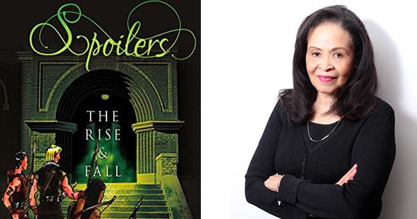 Marsha Thompson, author of Spoilers