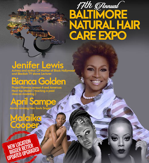 17th Annual Baltimore Natural Hair Care Expo