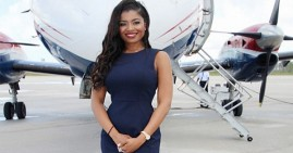 Sherrexcia Rolle, Vice President of Western Air Bahamas