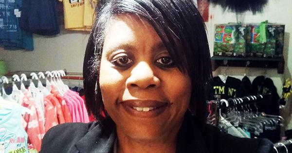 Carla Austin, owner of SmartGrind Shop and More