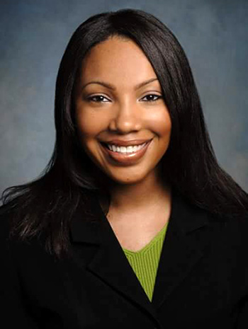 Depelsha McGruder, CEO of newly formed arts institution