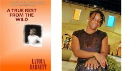 Bookcover and author, Latoya Barnett