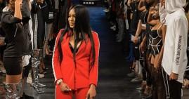 Fashion designer Milano di Rouge