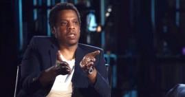 Jay-Z talks about Trump