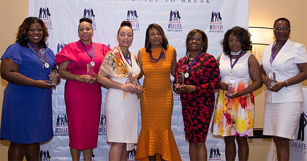 Bold Brave Beautiful Women in Business Luncheon