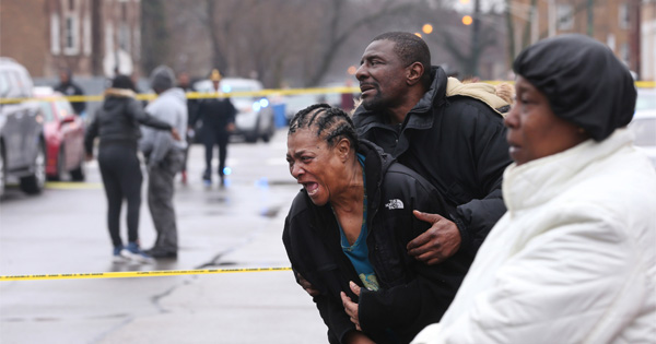 Chicago violence aftermath