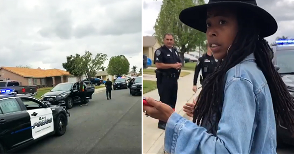 3 Black women detained by Rialto Police while leaving Airbnb home