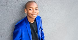 Christon The Truth Jones, 11-year old day trader