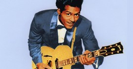 Chuck Berry, inventor of Rock and Roll