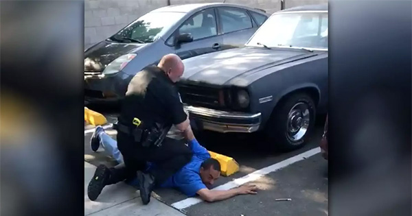 Craig Williams, Black man from Sacramento arrested for idling his car