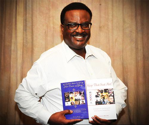 Alan D. Benson, publisher of MHB Publishing