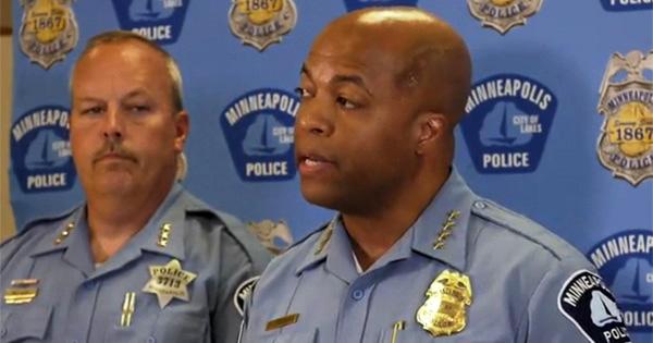 Chief Police Medaria Arradondo, announcing the termination of low-level marijuana stings