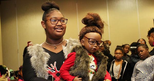 Detroit Black Doll Show